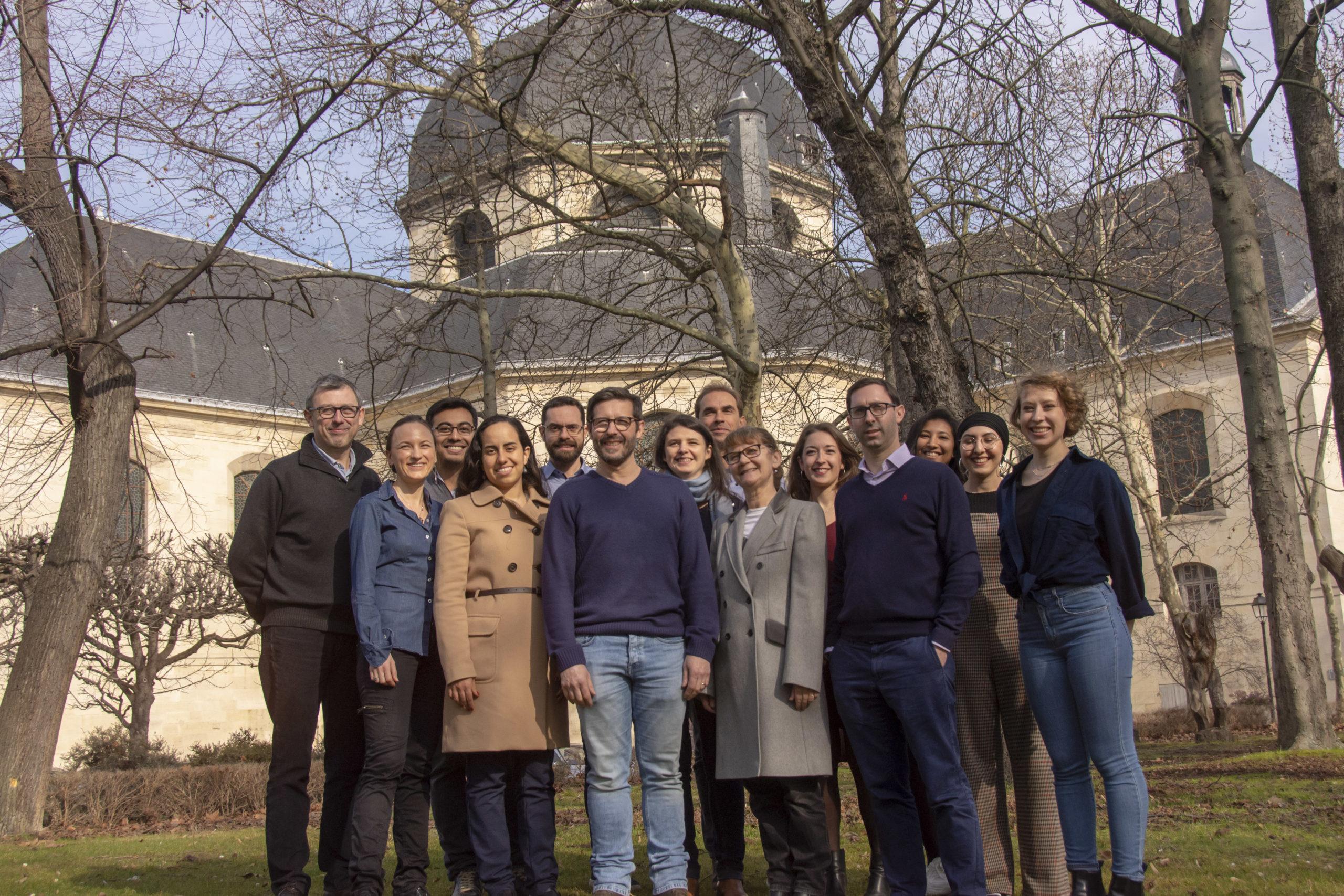 Equipe 5 Lesnik UMRS 1166