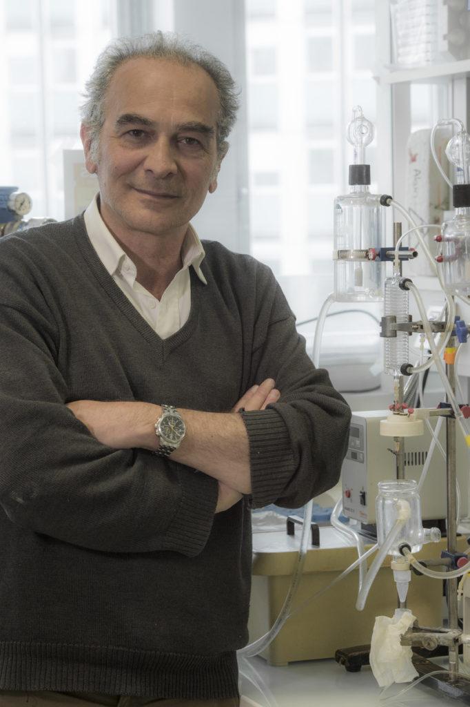 Stéphane Hatem, directeur de UMRS1166